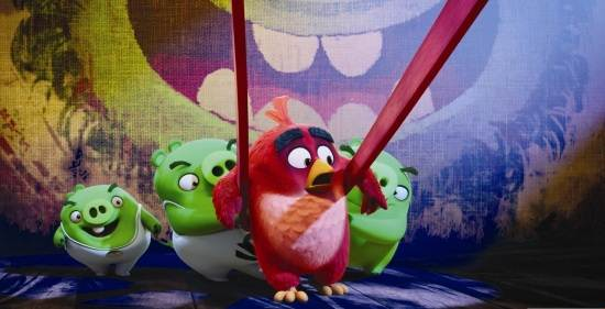 Angry Birds в кино / The Angry Birds Movie (2016) MP4