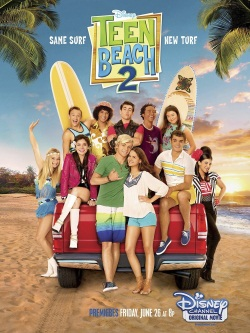 Лето. Пляж. Кино 2 / Teen Beach 2 (2015) MP4