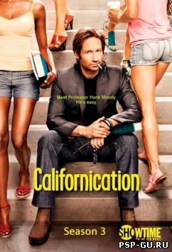 Блудливая Калифорния / Californication [Сезон 3] (2009) МР4