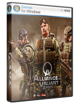 A.V.A - Alliance of Valiant Arms (Aeria Games) (RUS-ENG) (2012) PC