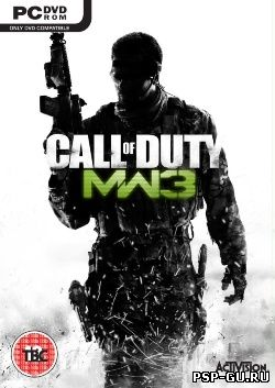 Call of Duty: Modern Warfare 3 (Новый диск) (RUS)