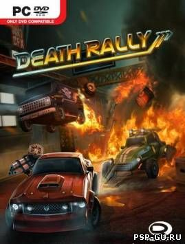 Death Rally (Remedy Entertainment) (ENG) (2012) PC