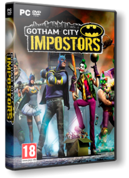 Gotham City Impostors Free To Play (ENG/MULTI5) (2012)