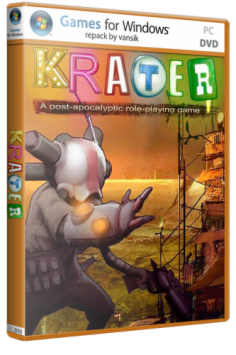 Krater. Shadows over Solside - Collector's Edition (2012) PC [Steam-Rip]