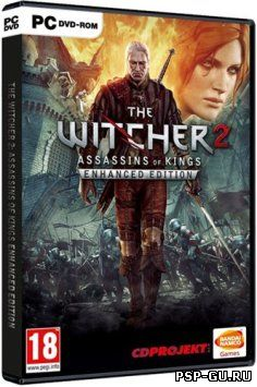 The Witcher 2: Assassins of Kings. Enhanced Edition (2012) PC