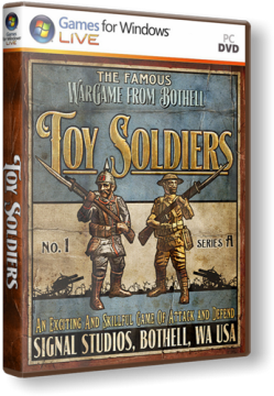 Toy Soldiers + 2 DLC  [Steam-Rip] (2012) PC