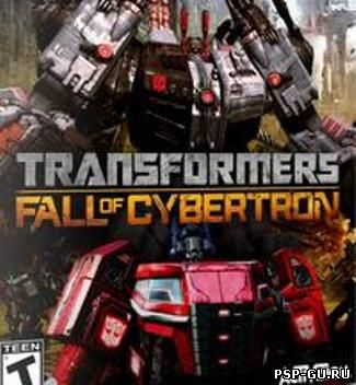 Transformers Fall of Cybertron (2012)