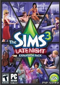 The Sims 3: Late Night [Multi]
