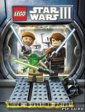 LEGO Star Wars 3: The Clone Wars [RUS]