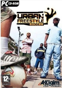 Urban Freestyle Soccer [RUS]