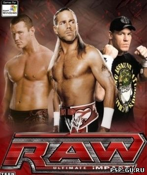 WWE RAW Ultimate Impact [RUS]