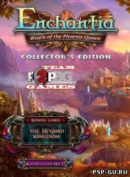 Enchantia: Wrath of the Phoenix Queen CE (2013)