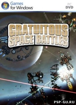 Gratuitous Space Battles (2013) PC