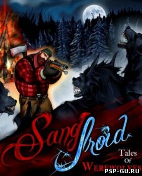 Sang-Froid Tales of Werewolves (2013)
