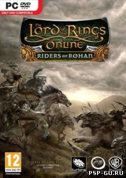 The Lord of the Rings Online: Riders of Rohan (2013) PC