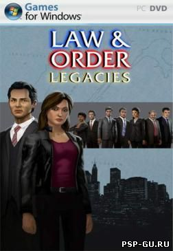 Law & Order: Legacies.Gold Edition (2012) PC