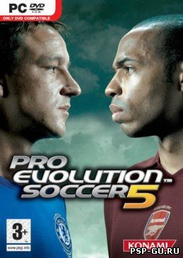Pro Evolution Soccer 5 (RUS/PC)