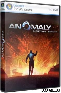 Anomaly: Warzone Earth (2011) РС