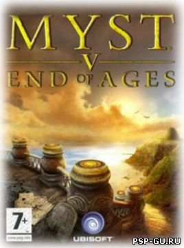 Myst V: End of Ages (2005) PC
