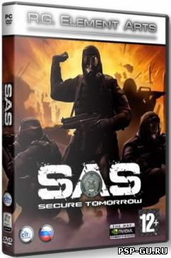 SAS: Secure Tomorrow (2008) RUS
