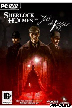 Шерлок Холмс против Джека Потрошителя / Sherlock Holmes vs. Jack the Ripper (2009) PC