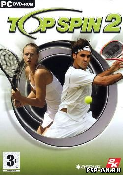 Top Spin 2 (2007) PC