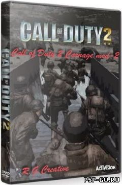 Call of Duty 2 - Carnage mod-2 (2012/RUS) PC
