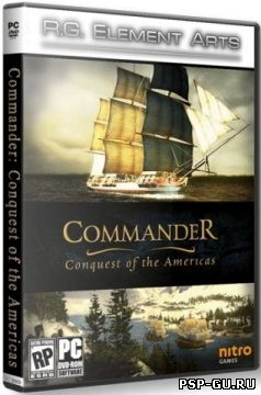 Commander: Conquest of the Americas (2010) RUS