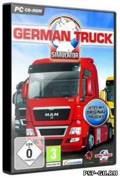 German Truck Simulator v.1.32 (2010) PC