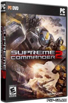 Supreme Commander 2 (2010) PC