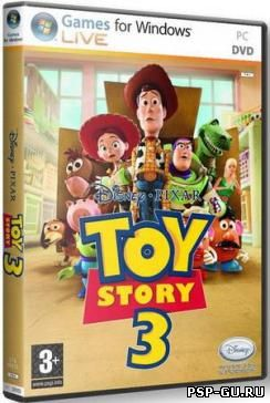 Toy Story 3: The Video Game (2010) PC