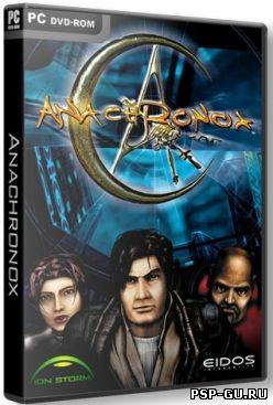 Anachronox (2001/RUS) PC