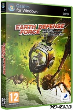 Earth Defense Force.Insect Armageddon (2011) PC