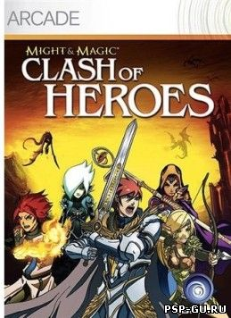 Might and Magic: Clash of Heroes (2011) PC