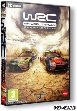 WRC FIA World Rally Championship (2010/RUS) PC
