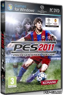 PES 2011 / Pro Evolution Soccer 2011 (2010) PC