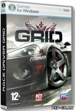 Race Driver: GRID (2008/RUS) PC