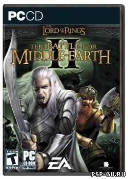 The Lord of the Rings: The Battle for Middle-Earth 2 (2006) PC