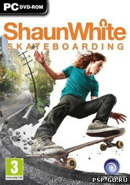 Shaun White Skateboardin​g (2010/RUS) PC