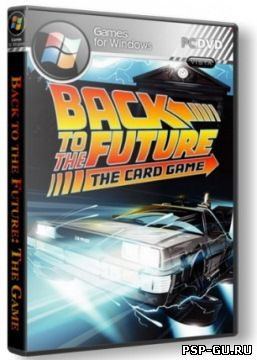 Back to the Future: The Game - Episode 1 It's About Time (2010) PC