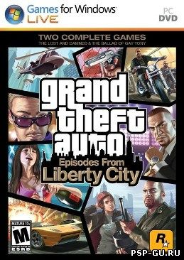 Grand Theft Auto: Episodes From Liberty City (2010) PC