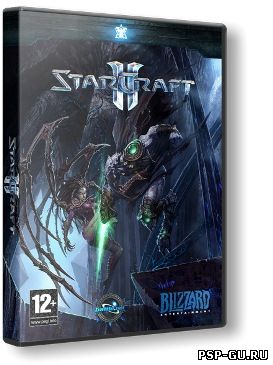 StarCraft II: Wings of Liberty (2010/RUS) PC
