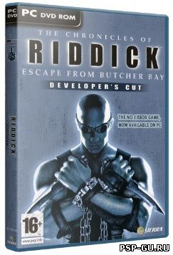 The Chronicles of Riddick - Escape from Butcher Bay (2004) [RUS]