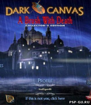Dark Canvas: A Brush With Death (2013)