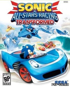 Sonic & All-Stars Racing Transformed (2013) PC