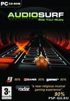 Audiosurf (2012) PC