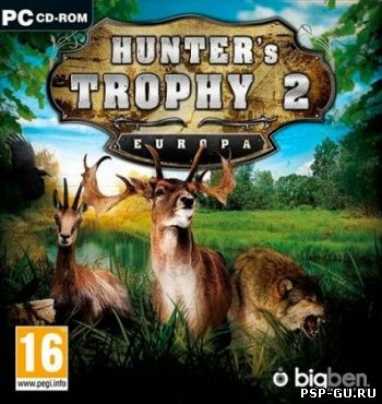 Hunters Trophy 2: Europe (2012) PC