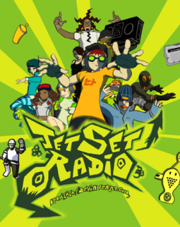 Jet Set Radio (2012) PC