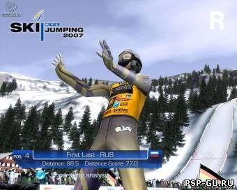 Ski Jumping 2007 скачать торрент - фото 9