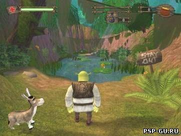 Shrek 2: the game скачать торрент бесплатно на pc.